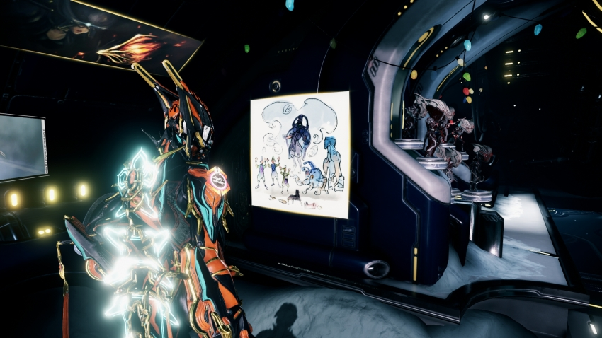 The Glast Gambit - Warframe Quest